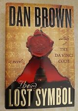 The Lost Symbol by Dan Brown (2009, Hardcover, DJ) 1st Edition