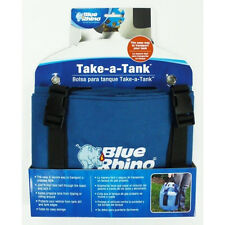 Blue  Polyester and Polyethylene Propane Carrier Propane Tank Accessories