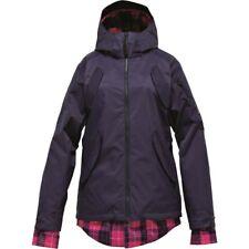 Burton Women Aster Snowboard Jacket (S) Hex