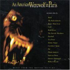 An American Werewolf in Paris by Original Soundtrack (CD, Sep-1997) - DRT