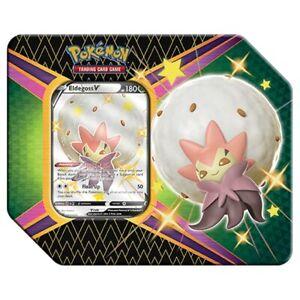 Pokémon TCG Shining Fates - Eldegoss V Tin