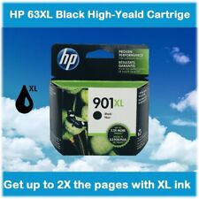 HP 901XL Black High Yield Ink Cartridge for OfficeJet Printers, EXPIRE 2020 !