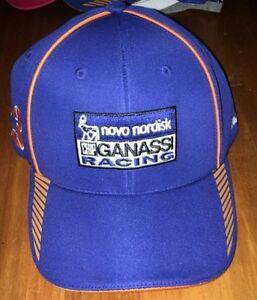 Chip Ganassi Novo Nordisk 83 Marshal Hat NWT