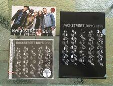 "BACKSTREET BOYS ""DNA"" JAPAN CD +3 Bonus Tracks *FIRST PRESS*"
