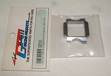MINI-T LATE-MODEL GPM ALUMINUM REAR PIVOT BLOCK GREY SILVER SMT010