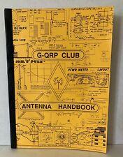 G Epq radio amateur antenne Handbook 155 pages