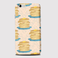 Pancakes Sweet Sugary Desert Phone Case Cover