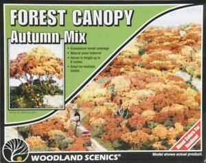 NEW Woodland Forest Canopy Autumn Mix N/HO F1663