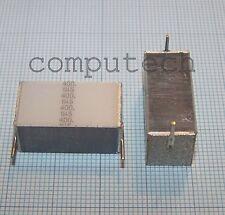 1,5uF 400V 10% Condensatore Film Poliestere MKT SilverCap Epcos/TDK 1 pezzo