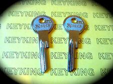 Rolls Royce Keyblanks x 2 , Key Blank-Free Postage Silca RR8R