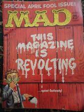 Mad Magazine #54 April 1960 Kelly Freas Revolting Doctors Progress Don Martin