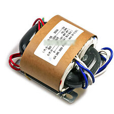 50W 50VA R-Core Transformer for Audio Amplifier AMP - Selectable Input Outputs