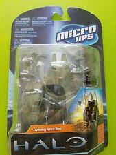 Halo Micro Ops Exploding Hatch Door  NEW!  McFarlane Toys ODST Drop Pods