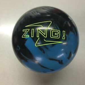 Radical Zing! Hybrid  bowling ball  15 LB.  1ST QUALITY   NEW IN BOX!!    #065