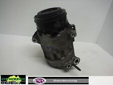 HOLDEN COMMODORE V6 AIR CONDITIONING COMPRESSOR suit VZ