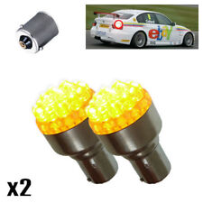 Ford Fiesta MK7 1.4 581 PY21W 19-LED Rear Indicator Bulbs Upgrade Lights XE6