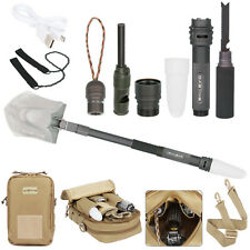 Military Universal Multi-function Folding Shovel Emergency Survival Tools USA