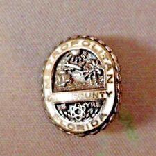 DADE COUNTY METROPOLITAN, FL 5-Yr Employee sterling silver pin Florida 1970s?