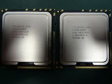 MATCHED PAIR Intel Xeon Processor SLBGF L5530 8M Cache, 2.40 GHz, 5.86 GT/s 60w