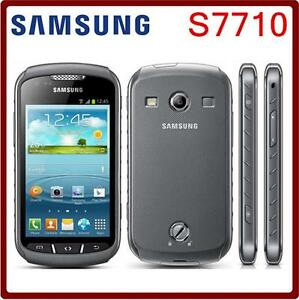 "Original Samsung Xcover 2 s7710 GPS Wi-Fi 5MP 4.0""TouchScreen Dual Core Unlocked"