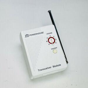 X10 Transceiver Module Model TM751 - White