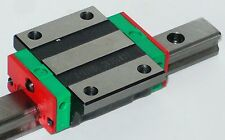HIWIN MOD. HGW15CCZ0C PATTINO PER GUIDE LINEARI 15 mm - LINEAR GUIDEWAY BLOCK
