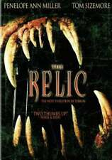 THE RELIC NEW DVD