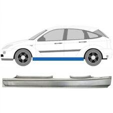 Ford Focus Mk1 1998-2007 4/5 Tür Schweller Reparaturblech / Links