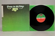 "1972 Atlantic Records SD 7244 Yes ""Close to the Edge"""