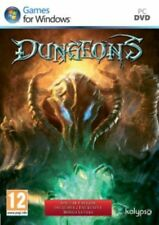 Dungeons PC DVD Game Special Edition
