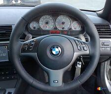 BMW SERIE 3 NUOVA 5 e46 e39 M Sport Volante TITAN-Shadow coperchio TRIM