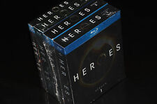 Heroes: The complete series Blu-ray 4 Box Set
