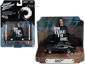 1987 ASTON MARTIN DISPLAY JAMES BOND 2021 1/64 JOHNNY LIGHTNING JLDR014-JLSP119