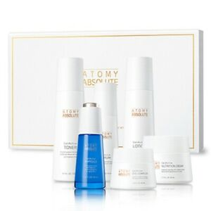 K-beauty [ATOMY] DHL 6set Cellactive ABSOLUTE Premium Skincare set Anti Aging
