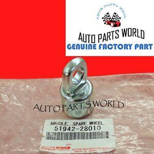 GENUINE TOYOTA HIGHLANDER RX350 RX330 RX400h RX450 SPARE TIRE SOCKET 51942-28010