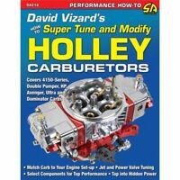 Sa216 Holley Carburetor?S Super Tuning & Modifying Book 4150 4160 4500 2300 Carb