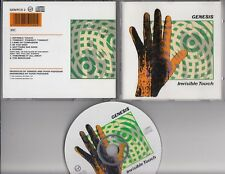GENESIS Invisible Touch 1986 CD PICTURE DISC MINT AUSTRIA CHARISMA DADC GENPCD 2