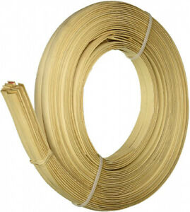 (27m) - Flat Oval Reed 12.7mm 0.5kg Coil. Commonwealth Basket. Shipping is Free