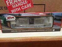 Atlas 6400-7 USRA Steel Rebuilt Box Car Undecorated New Free Shipping