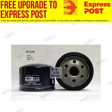 Wesfil Oil Filter WCO96 fits Renault Kangoo 1.6 16V
