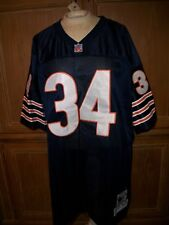 New WALTER PAYTON Chicago Bears 1985 Mitchell & Ness Nostalgia Throwback Jersey
