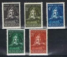 Nederland Postfris 1941 MNH 397-401 - Kinderzegels