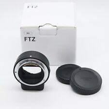 NEW Nikon FTZ Mount Adapter (Nikon F Mount Lens to Nikon Z6/ Z7 /Z50) Boxed