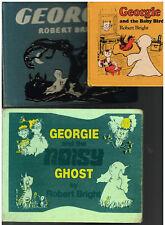 Lot of Robert Bright Juvenile Books Georgie Series Vintage 1st Edition Books!  $