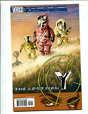 Y: THE LAST MAN #12 ONE SMALL STEP CHAPTER 2! (9.2)