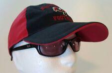 NFL Tampa Bay Buccaneers Black / Red  Adjustable Cap Hat