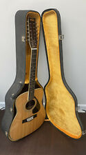 Yamaha FG-512    12 String    Acoustic Guitar  With Hard Case/ AS-IS