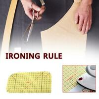 Ironing Measuring Ruler Patchwork Sewing Tools For Clothing Making DIY 2020
