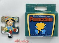 New Disney Parks 2020 Pinocchio Pinocchio & Apple Mystery Puzzle Pin LE 900
