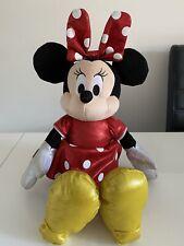 Ty Disney Sparkle Minnie Mouse Beanie Large